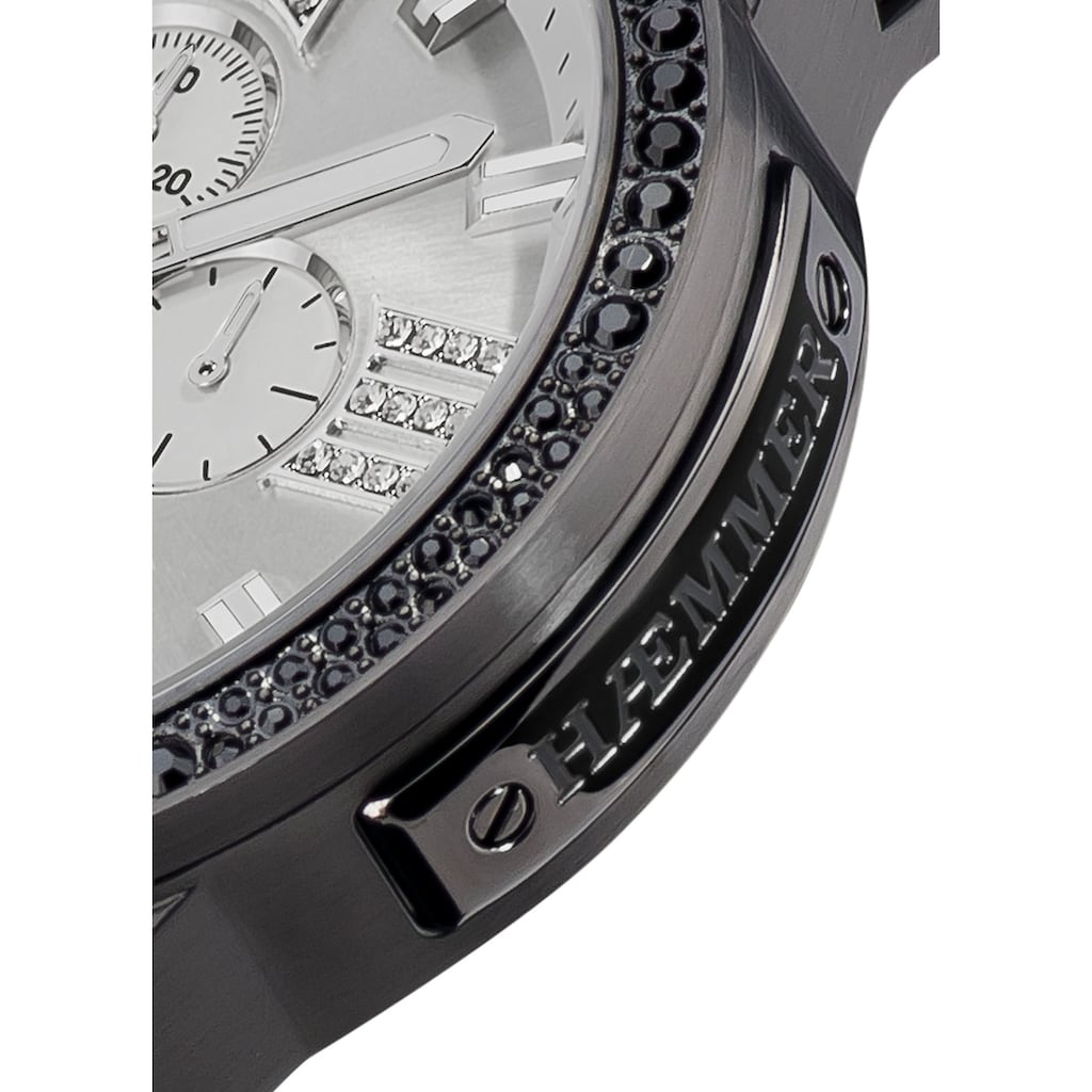 HAEMMER GERMANY Chronograph »SILVERSTAR, E-002-Ss«