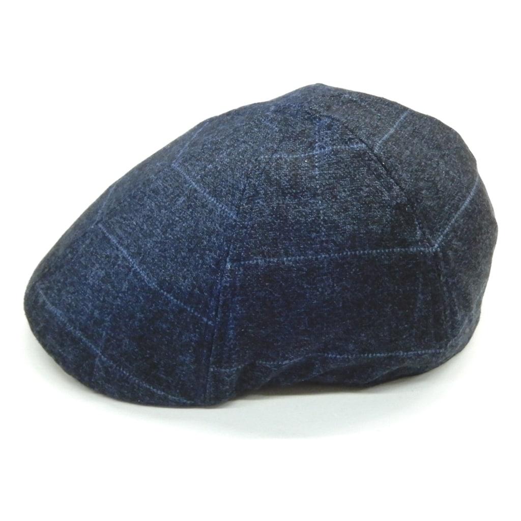 Chaplino Flat Cap, in trendigen Karodesign