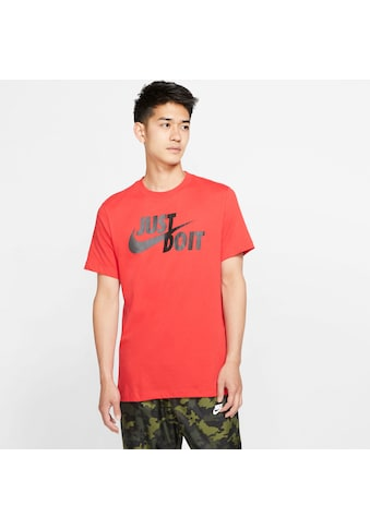 Nike Sportswear T-Shirt »M NSW TEE JUST DO IT SWOOSH« kaufen