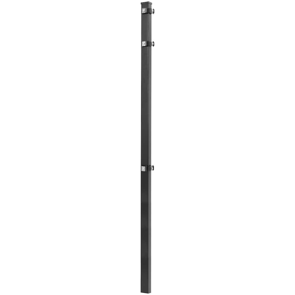 Eckpfosten , Höhe: 170 cm, anthrazit