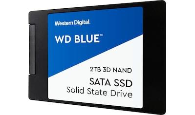 Western Digital SSD »WD Blue 3D NAND SATA« kaufen