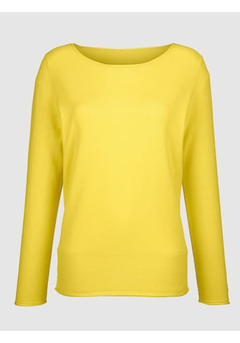 Dress In Pullover Mit Rollsaum kaufen