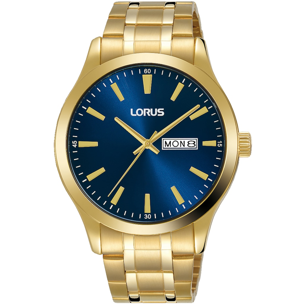 LORUS Quarzuhr »Lorus Klassik, RH340AX9«