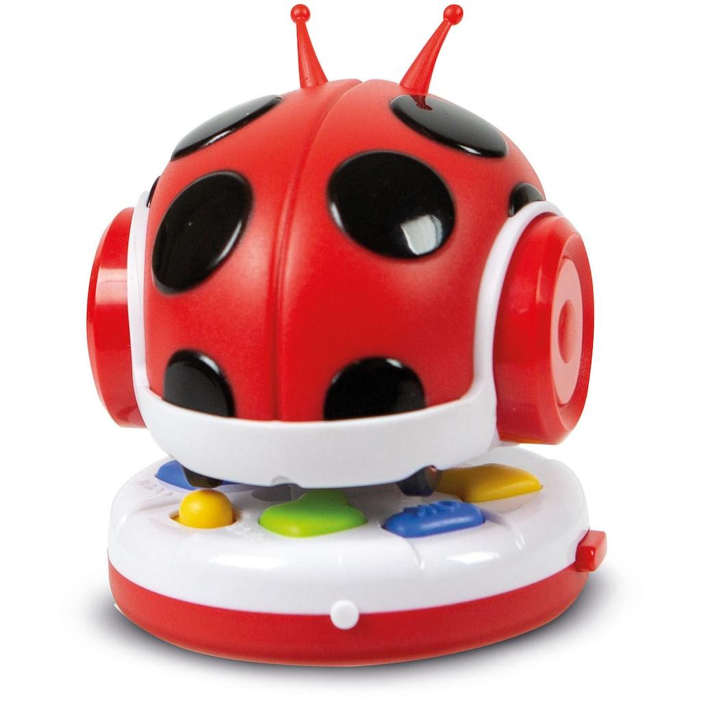 Clementoni® RC-Figur »Baby Clementoni - Racing Bug Marienkäfer«, Made in Europe