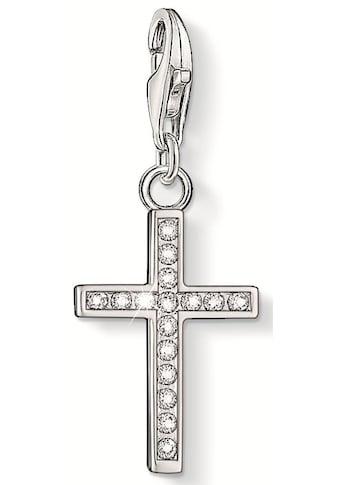 THOMAS SABO Charm - Einhänger »Kreuz, 0049 - 051 - 14« kaufen