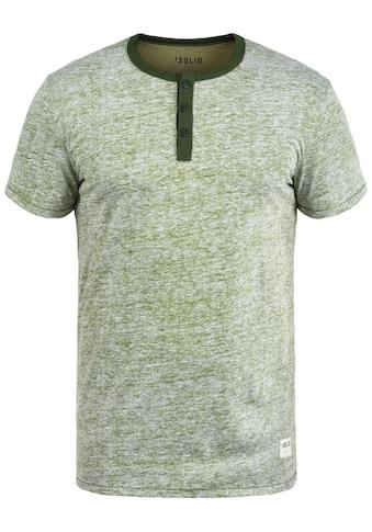 Solid Rundhalsshirt »Telia« kaufen