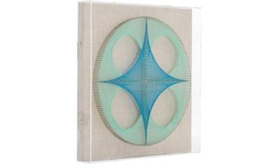Kayoom Wandbild »Happiness«, 45cm x 45cm kaufen
