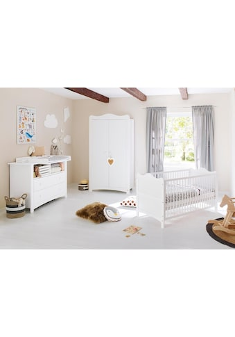 Pinolino® Babyzimmer-Komplettset »Florentina«, (Set, 3 St.), extrabreit; mit... kaufen