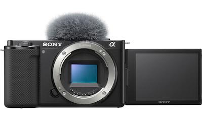 Sony Systemkamera-Body »Alpha ZV-E10«, 24,2 MP, Bluetooth-WLAN (WiFi), Youtube... kaufen