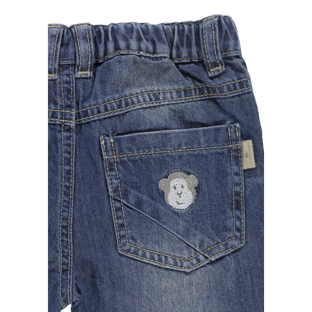 Bellybutton 5-Pocket-Jeans, Knitdenim
