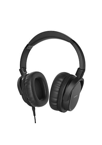 "Thomson TV - Kopfhörer ""HQ"", Over - Ear, Mikrofon, getrennte Lauts »HED4508« kaufen"