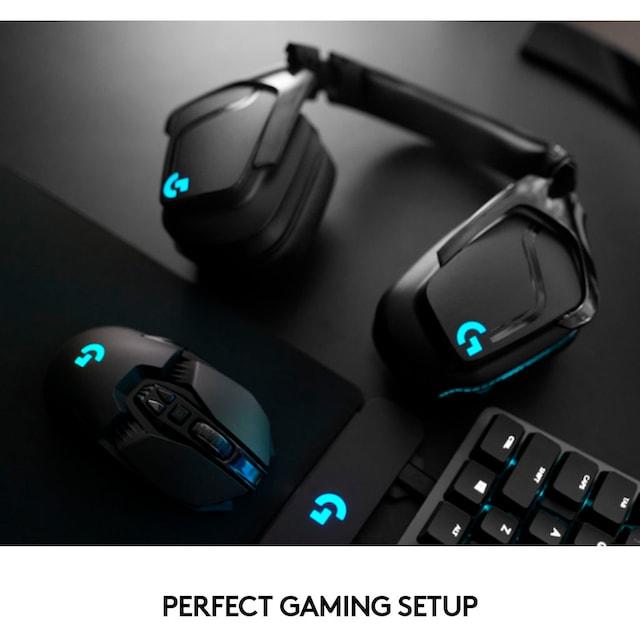 Logitech G »G935 7.1 Surround Sound LIGHTSYNC Gaming Headset« Gaming-Headset