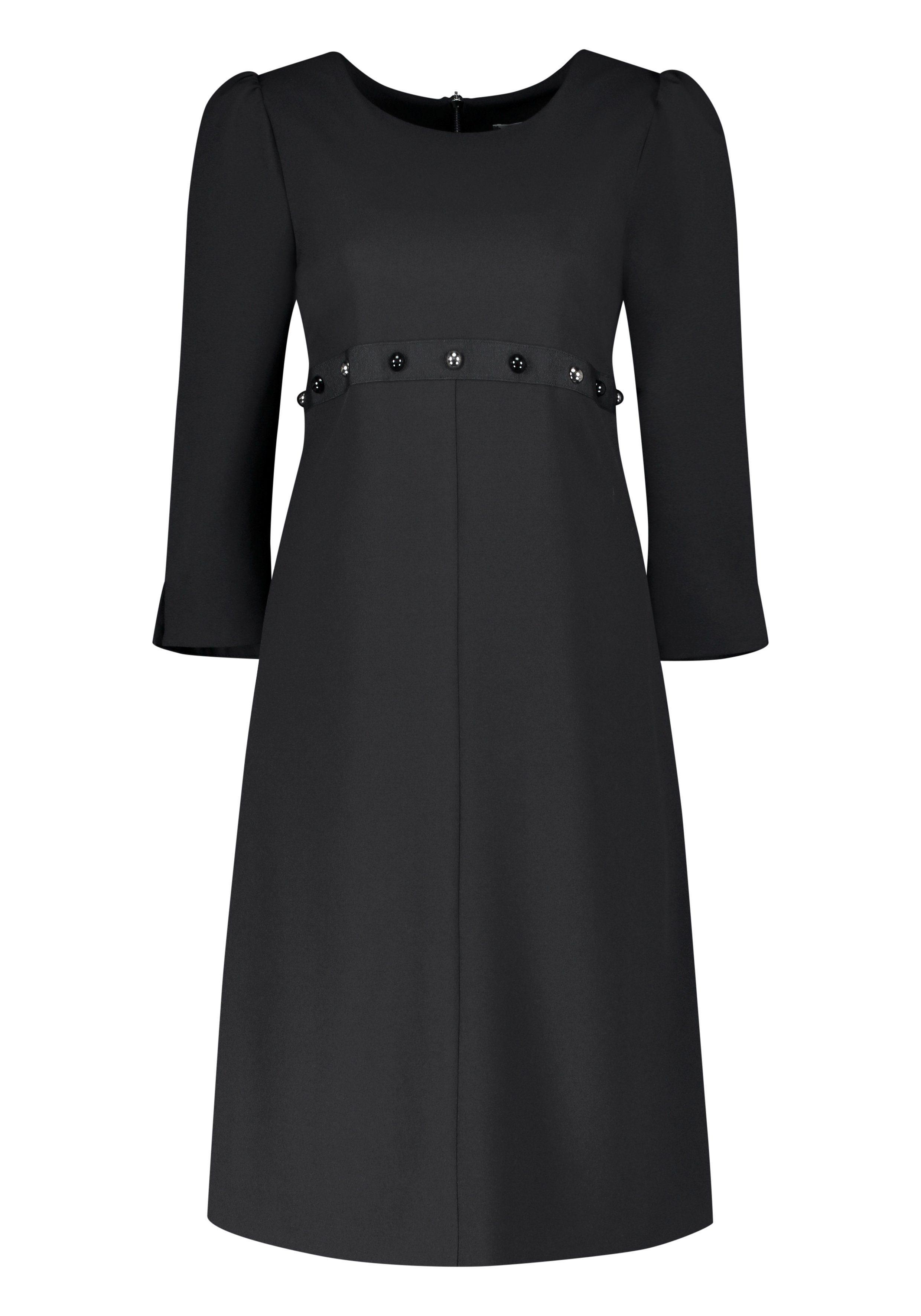 Nicowa Schmales Kleid COLOANA mit Nietenbesatz