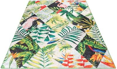 Teppich, »Exotic 12m«, Obsession, rechteckig, Höhe 5 mm, maschinell gewebt kaufen