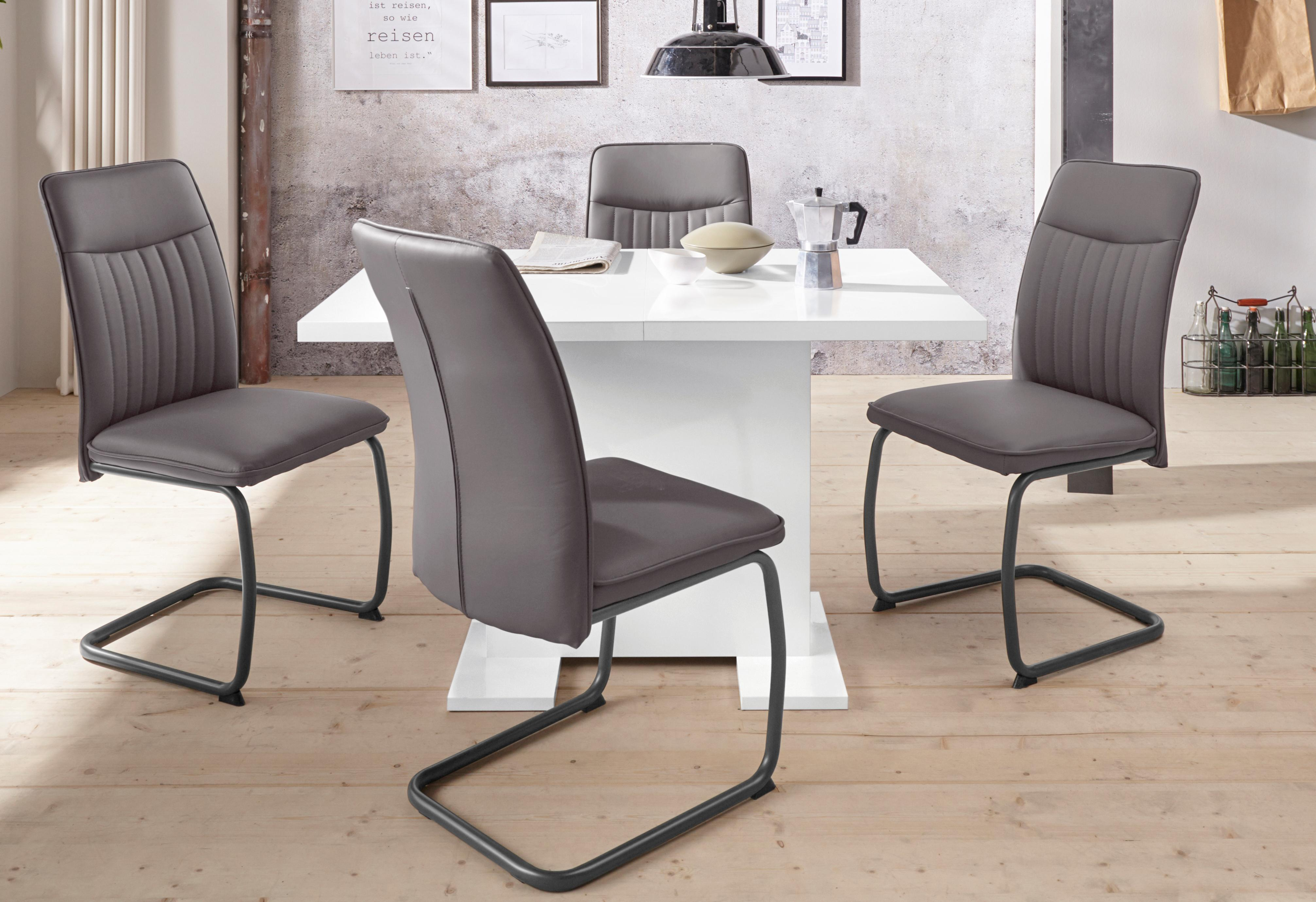 Essgruppe RUBINA I G bestehend aus einem Tisch und 4 Stühlen (5-tlg)