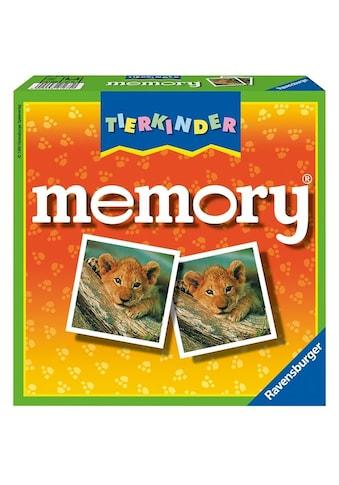 Ravensburger Spiel »Tierkinder memory®«, Made in Europe, FSC® - schützt Wald - weltweit kaufen