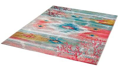 Dekowe Teppich »Ocean«, rechteckig, 5 mm Höhe, Flachgewebe, In- und Outdoor geeignet,... kaufen