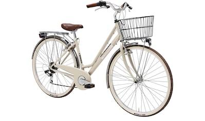 Adriatica Cityrad »PANAREA«, 6 Gang, Shimano, TY 21 Schaltwerk, Kettenschaltung kaufen