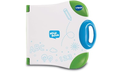 Vtech® Kindercomputer »Interaktives Lernbuchsystem, MagiBook, grün« kaufen