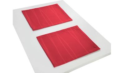 Wirth Platzset »LANGWASSER«, (Packung, 2 St.) kaufen