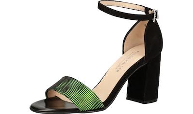 Peter Kaiser High-Heel-Sandalette »Leder« kaufen