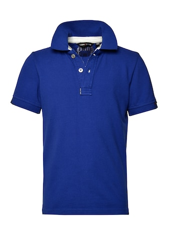 CODE-ZERO Poloshirt »Shore Polo Kids«, Applikationen kaufen