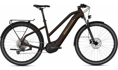 Ghost E-Bike »E-Square Trekking Advanced Y AL W«, 11 Gang, Shimano, Alivio RD-M3100, Mittelmotor 250 W kaufen