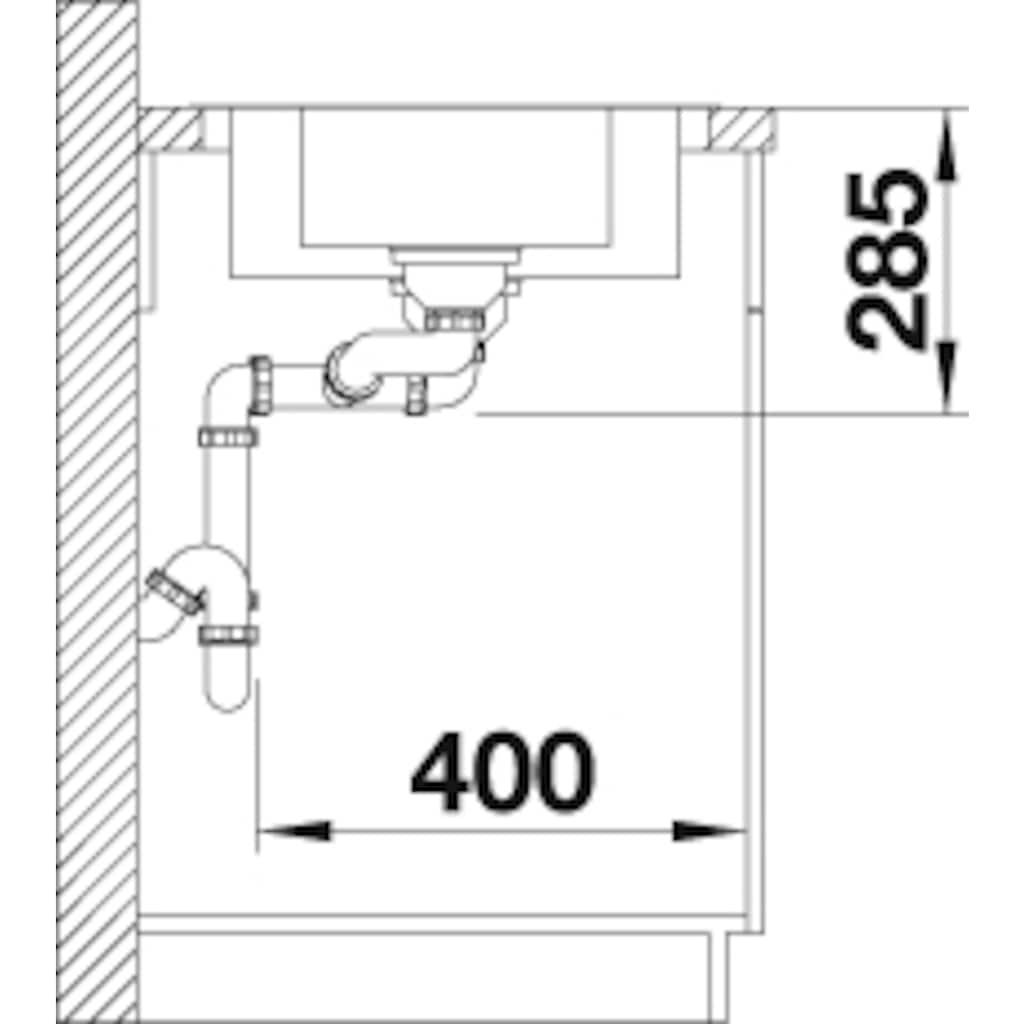 Blanco Küchenspüle »LANTOS 6 S-IF«