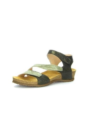 Think! Sandale »DUMIA«, mit schönen Metallic-Details kaufen