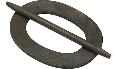 GARDINIA Dekoklammer »Dekoring Oval, Holz«, (1 St.) kaufen