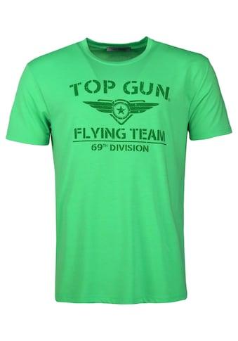 TOP GUN T - Shirt »Shining« kaufen