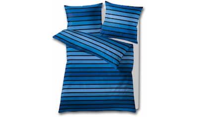 Kleine Wolke Bettwäsche »Neapel«, mit Streifen kaufen