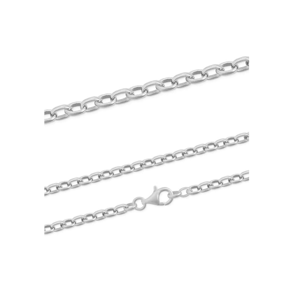 Firetti Silberkette »Erbskettengliederung, ca. 3,3 mm breit«