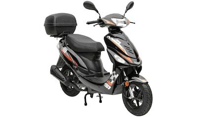 Nova Motors Motorroller »Energy«, 49 cm³, 45 km/h, Euro 5, 2,45 PS, (mit Topcase) kaufen