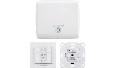 Homematic IP »Rollladensteuerung (3 - tlg.)« Smart - Home Starter - Set kaufen