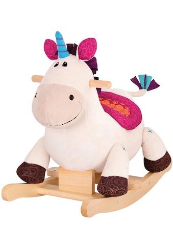 B. Schaukeltier »Rocking Unicorn« kaufen