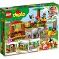 LEGO® Konstruktionsspielsteine »Baumhaus Dschungel (10906), LEGO® DUPLO®«, (73 St.)