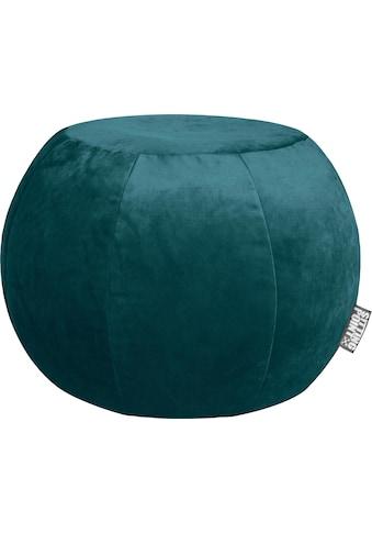 Sitting Point Sitzsack »Sitzhocker Plump VELUTO« kaufen