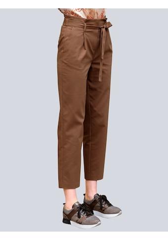 Alba Moda Stoffhose, in komfortabler Schnittührung kaufen