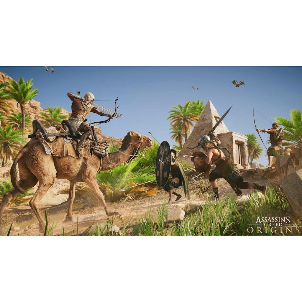 UBISOFT Spiel »Assassin's Creed Odyssey + Origins«, PlayStation 4, Doppelpack