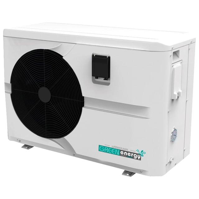 KWAD Wärmepumpe »Green Energy Plus 13«, für Pools bis 60.000 l