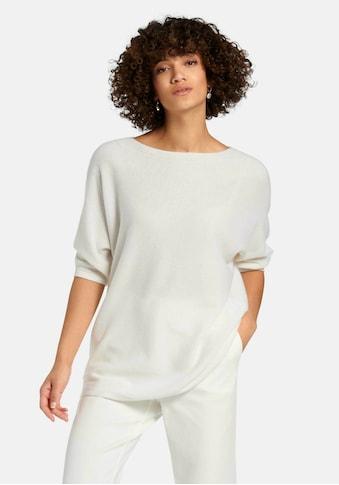 include 3/4 Arm-Pullover »aus 100% Premium-Kaschmir«, mit Kimonoärmel kaufen