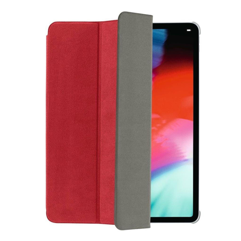 Hama Tablet-Case Suede Style für Apple iPad Pro 12.9 (2018), Rot