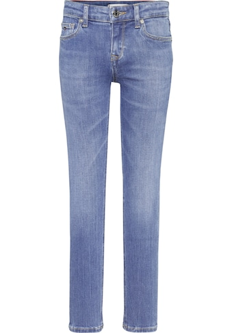 TOMMY HILFIGER Stretch-Jeans »NORA SKINNY«, in schmaler Form kaufen