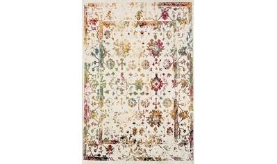 Sanat Teppich »Vintage 1611«, rechteckig, 13 mm Höhe, Kurzflor, Wohnzimmer kaufen