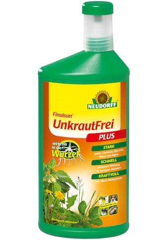 NEUDORFF Unkrautvernichter »Finalsan UnkrautFrei Plus«, Konzentrat kaufen
