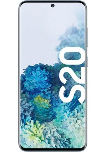 Samsung Galaxy S20 Smartphone (15,83 cm / 6,2 Zoll, 128 GB, 12 MP Kamera) kaufen