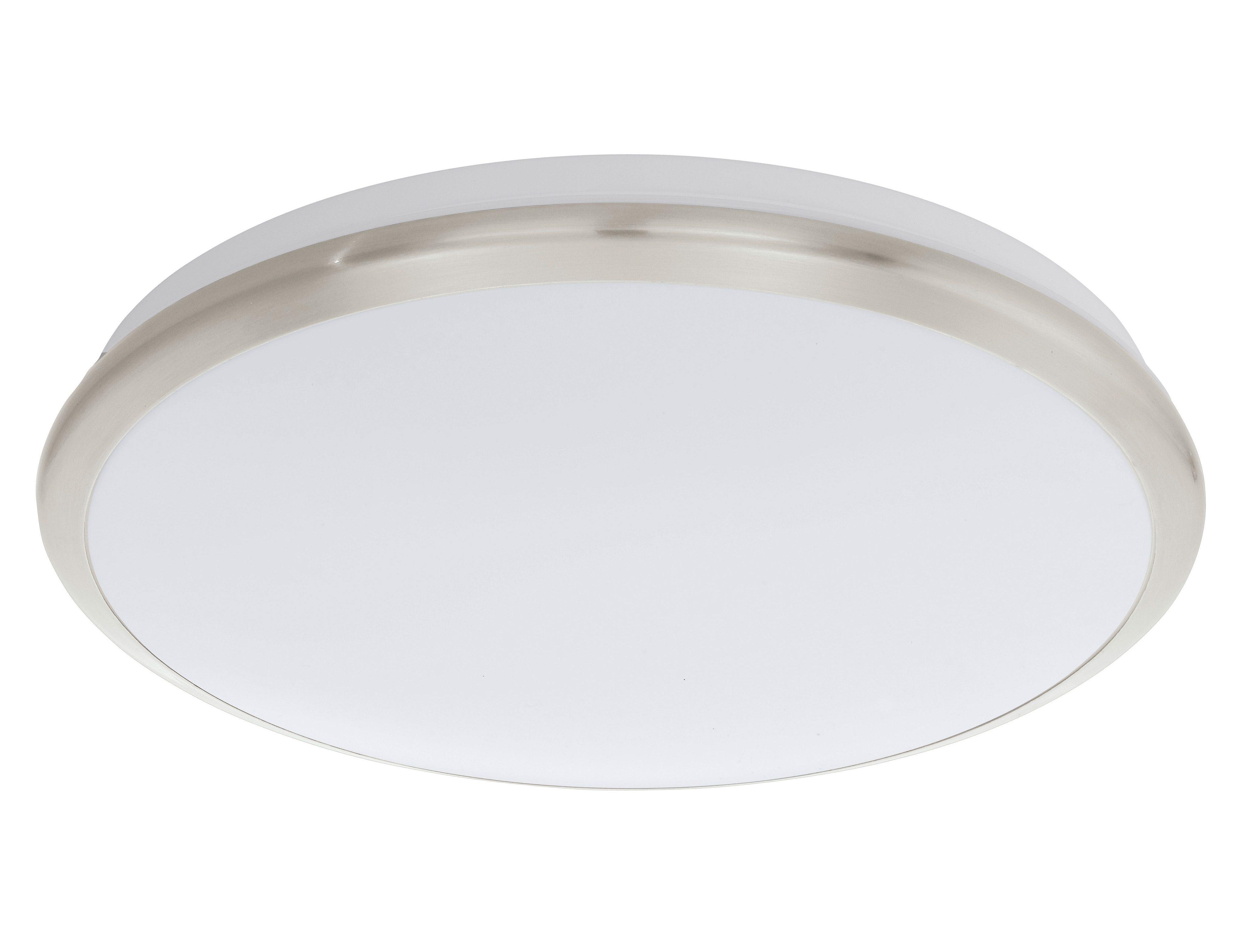 EGLO LED Deckenleuchte MANILVA, LED-Board, Warmweiß, LED tauschbar