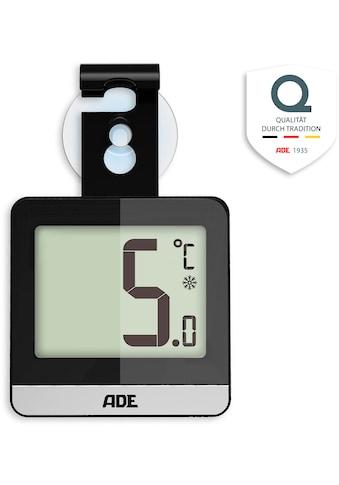 ADE Kühlschrankthermometer »WS1832«, mit Saugnapf, Magnet, Haken kaufen