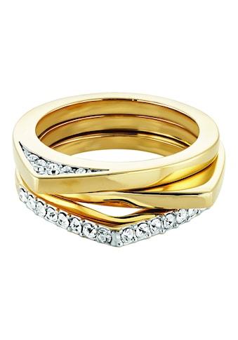 Buckley London Fingerring »Messing vergoldet« kaufen